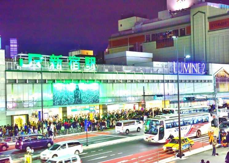 新宿南口店