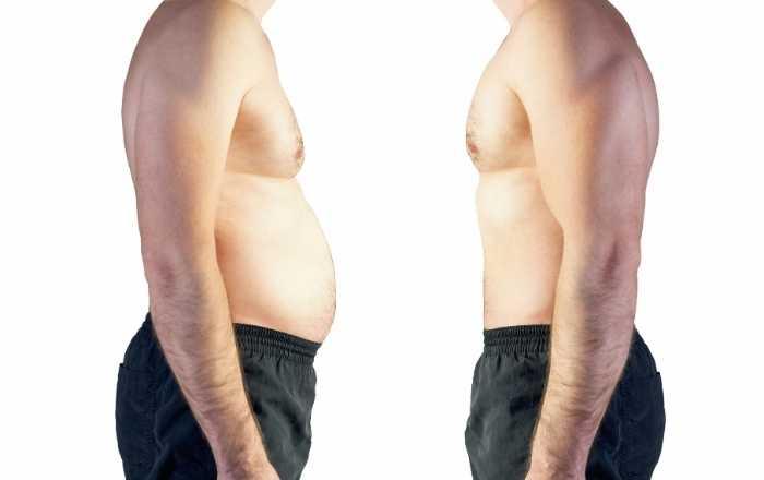 ダイエット見た目変化の記事